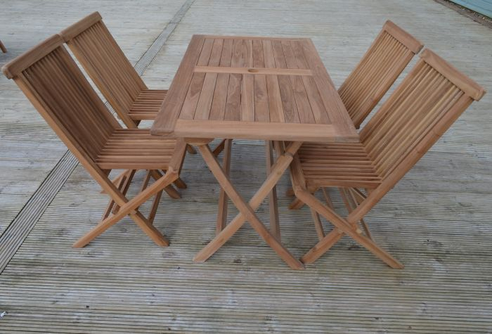 Teak Garden Sets And Outdoor Living Field Hawken